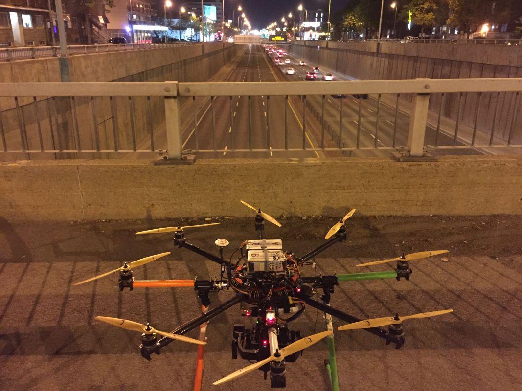 Bon Cop, Bad Cop 2 : des scènes spectaculaires réalisées grâce à la technologie de la vidéo aérienne