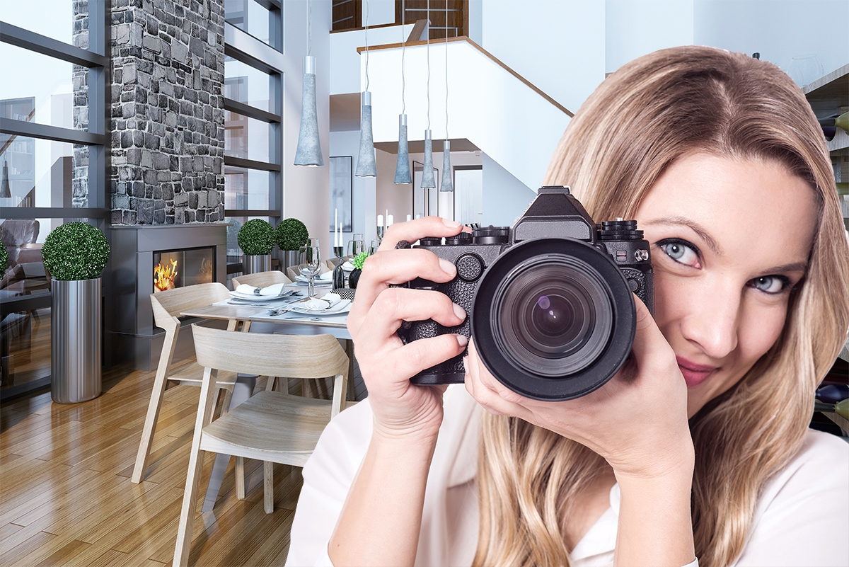 Choosing a Real Estate Photographer: How to Increase the Value of a Property