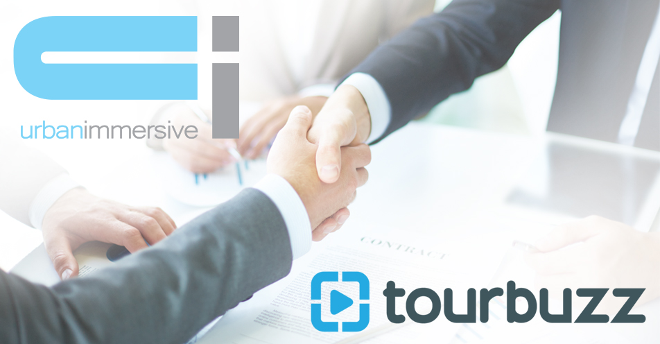 Urbanimmersive Announces the Signature of a Binding Letter of Intent to Acquire Tourbuzz, LLC, the Leading Real Estate Photographer Software Solution Provider in North America