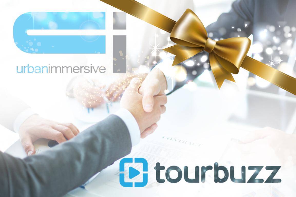 Urbanimmersive conclut l'accord d'achat définitif pour l'acquisition de Tourbuzz et complète son financement
