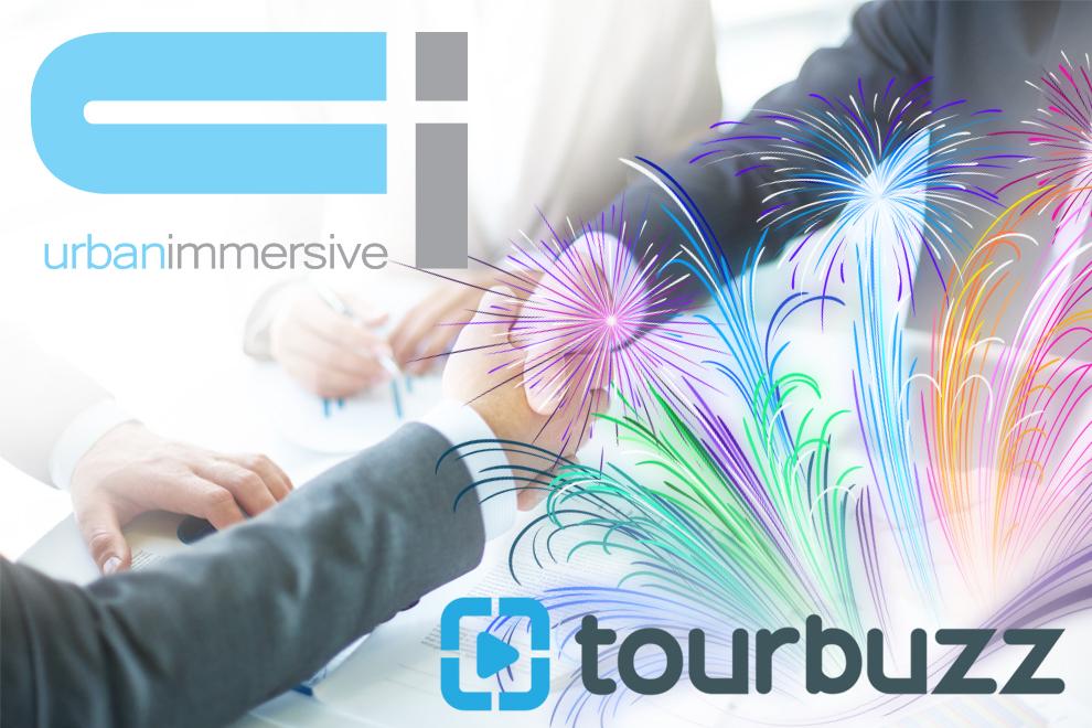 Urbanimmersive annonce la clôture de l'acquisition de Tourbuzz, LLC